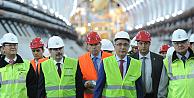 Elvan, Avrasya Tünelinin açılış tarihini açıkladı