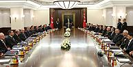En uzun süren MGK toplantısına Erdoğan başkanlık etti