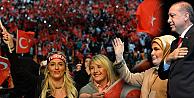 Erdogan Strazburgda: Ülkeyi çapulculardan teslim almadık