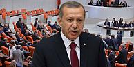 Erdoğan, yemin töreninde sözünü tuttu!