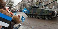 Estonya, Rusya sınırına duvar örüyor