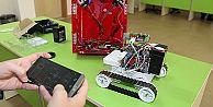 Eviniz boşken tedirginseniz, çözüm Karadenizli robotta!