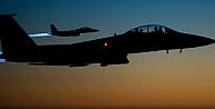 F-16lara vur emri o hava üssünden verildi!