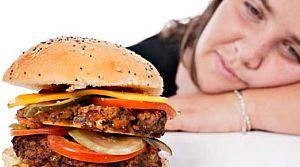 Fast food'da astım tehlikesi