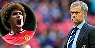 Fellaininin ikizi Mourinhoya taktik değiştirecekti