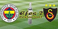 Fenerbahçe - Galatasaray derbisi için Londrada Efes Organizasyonu