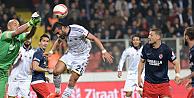 Fenerbahçeye, Mersin deplasmanından 2-1lik avantaj