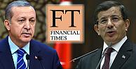 Financial Timesa göre Erdoğan ile Davutoğlu gerilimi artıyor