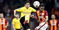 Galatasaray: 0 - Borussia Dortmund: 3