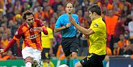 Galatasarayı 4-0 yenen Borussia Dortmund zevkten 4 köşe