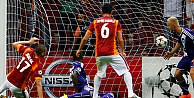 Galatasaray: 1 - Anderlecht: 1
