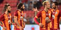 Galatasaray, Akhisar Belediyeden 3 puanı 2 golle aldı