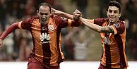 Galatasaray - Bursaspor maçında 4 gol var ama...