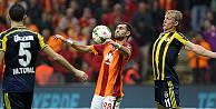 Galatasaray, Fenerbahçe derbesini Sneijderle kazandı