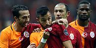 Galatasaray, Gençlerbirliği'ni 4 gol ile gönderdi