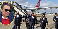 Galatasaray Kafilesi Londrada