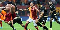 Galatasarayı Osmanlıspor fena tokatladı