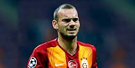 Galatasarayın yıldızı Sneijder Ada yolcusu mu?