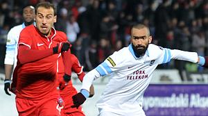 Gaziantepspor, Trabzonspor'u da 3-2 mağlup etti