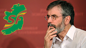 Sinn Fein lideri Gerry Adams tutuklandı