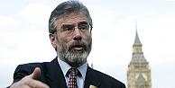 Gerry Adams Kuzey İrlanda için Referandum istedi