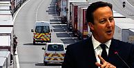 Göçmenler, İngiliz Başbakan Cameronun birinci işi oldu