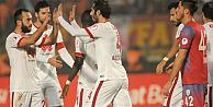 Gol şovda Galatasaray, Balçova Yaşamsporu 9-1le geçti