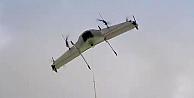 Googleden insansız hava araçlarıyla sipariş teslimi
