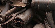 Günde 1 kare bitter çikolata yiyin