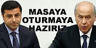 HDPden MHPye şok teklif!
