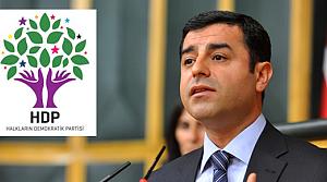 HDP'nin Cumhurbaşkanı adayı açıklandı