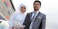 Hilal Önemli ile Mehmet Demirin dillere destan düğünü