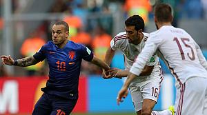 Hollanda, İspanya'dan rövanşını 5-1'le aldı
