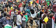 Hollandalılar Gazze için sokaklarda