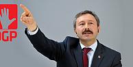 İdris Bal kurduğu partiden istifa etti