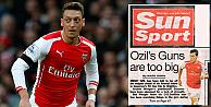 Mesut Özil'in kiloları gündemde!