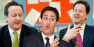 İngiliz liderlerden seçim vaadi yarışı