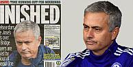 İngiliz Mirror gazetesine göre, Mourinho bitti!