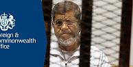 İngiltere Dışişleri'nden Mursi kararına tepti
