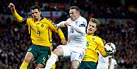 İngiltere, Litvanyaya nefes aldırmadı: 4-0
