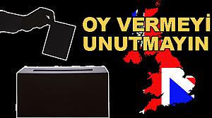 İngiltere yerel yönetimler için sandık başında