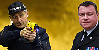 İngilterede polise elektroşok cihazı önerisi
