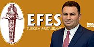 İngiltere'deki ilk Türk Restaurantı 'Efes' markalaşarak büyüyor