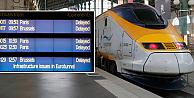 Londradan Avrupaya tren seferleri başladı