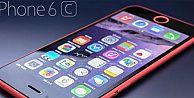 Iphone 6 Plusa rakip Iphone 6C geliyor!