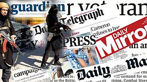 İngiliz medyasına göre, Irak bölününüyor!