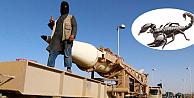 IŞİDin inanılmaz yeni silahı korku saçıyor!
