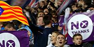İskoçya bağımsız olmadı ama Avrupada 18 ülke sırada