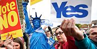 İskoçyada tarihî referandum için yarın sandık başında