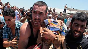 İsrail çocuk öldürmeye devam ediyor!